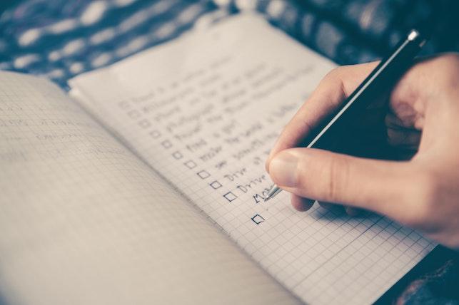 Make to-do lists