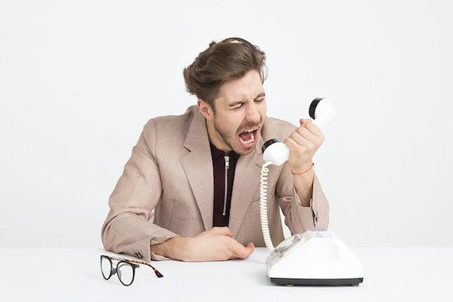 Imitate a phone call